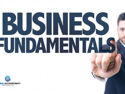 Professional Certificate in Business Fundamentals