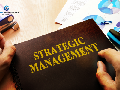 Professional Certificate in Strategic Management