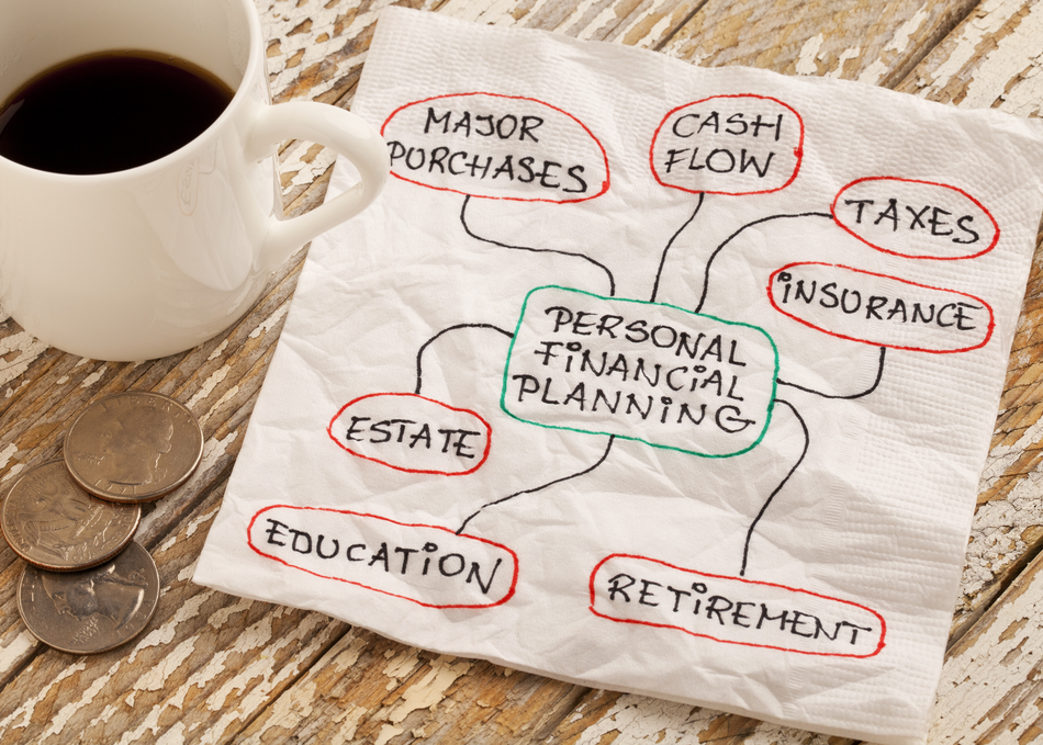 Financial planning helps us determine our short and long-term financial goals and create a balanced plan to meet those goals.